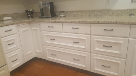 My Daughters kitchen makeover