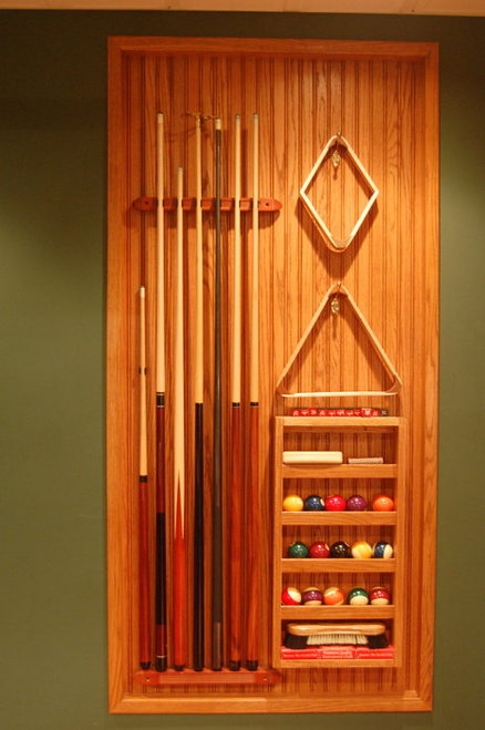 Billiard Room Cue Rack By Jim Homerefurbers Com
