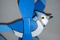 Whirlibirds - Whirligigs - Wind Spinners by CCWoodcrafts