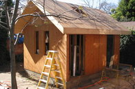 Guest House remodeling, Palo Alto CA