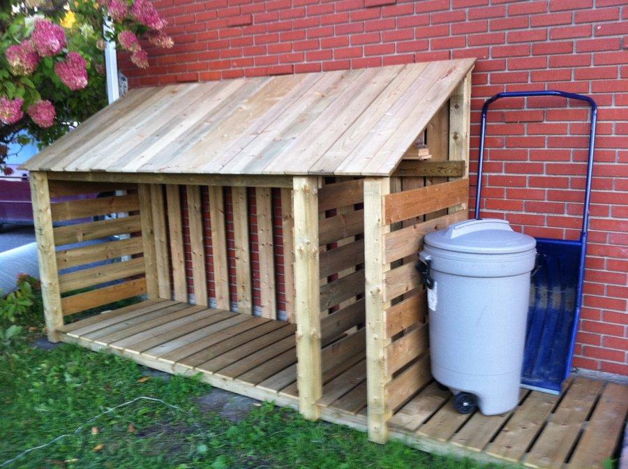 Firewood Rack - by RexMcKinnon | HomeRefurbers.com :: home ...