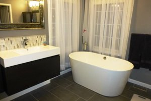 Contemporary Master Bath Project