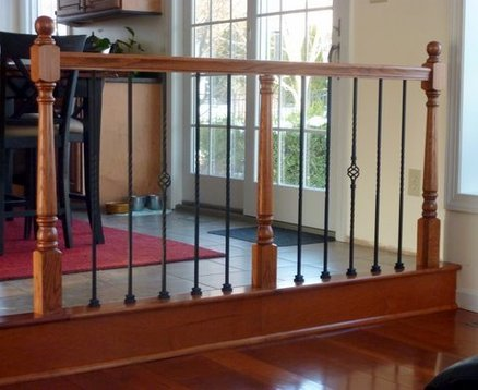 Railing Room Divider - by Jim | HomeRefurbers.com :: home ...