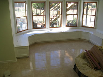 Large Bay Window Seats