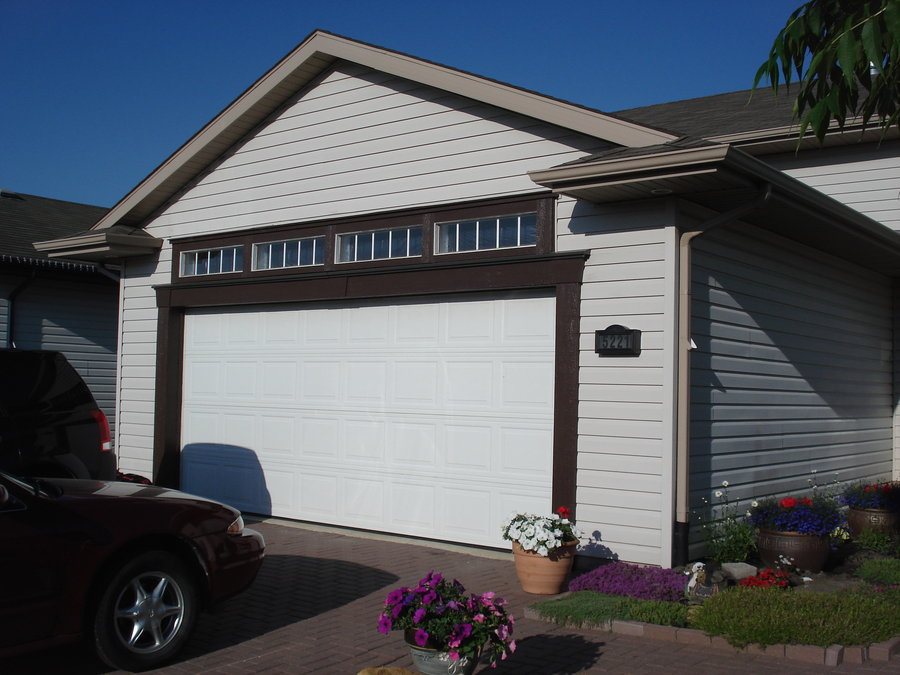 Garage Door Transom Window