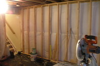 Basement Remodel Project - Part Two