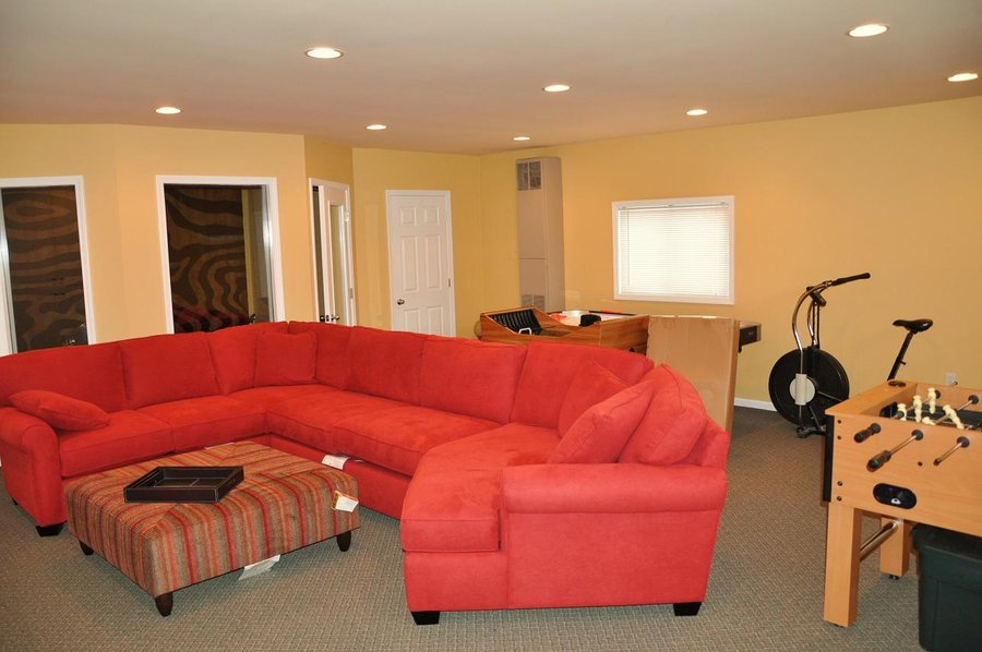 Detached Garage Converted To Kids Rec Room By Garyl