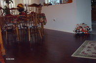 Bambo Hardwood Floor Instalation