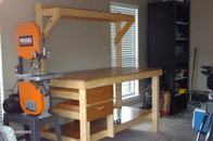 custom work bench