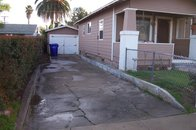 SD House Driveway Fencing