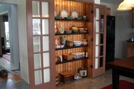 French Door Pantry