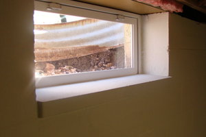 New Thermopane Basement Windows