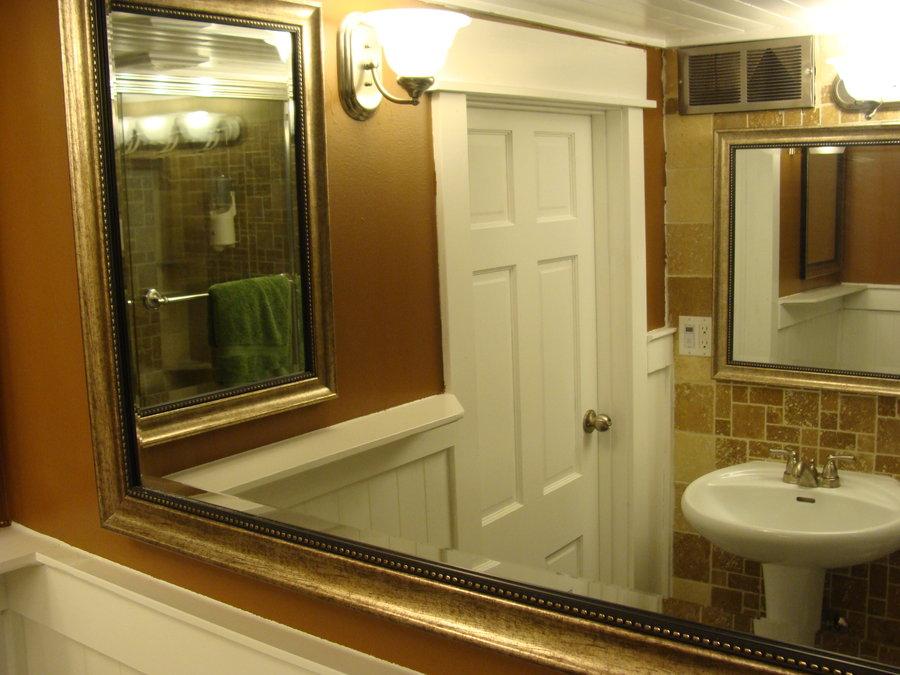 Basement Bathroom Renovation By BeachedBones HomeRefurberscom - Basement bathroom renovation