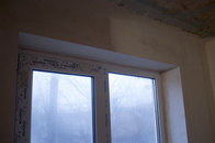 How I plaster window jambs