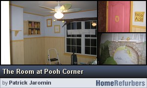 Click for details: The Room at Pooh Corner